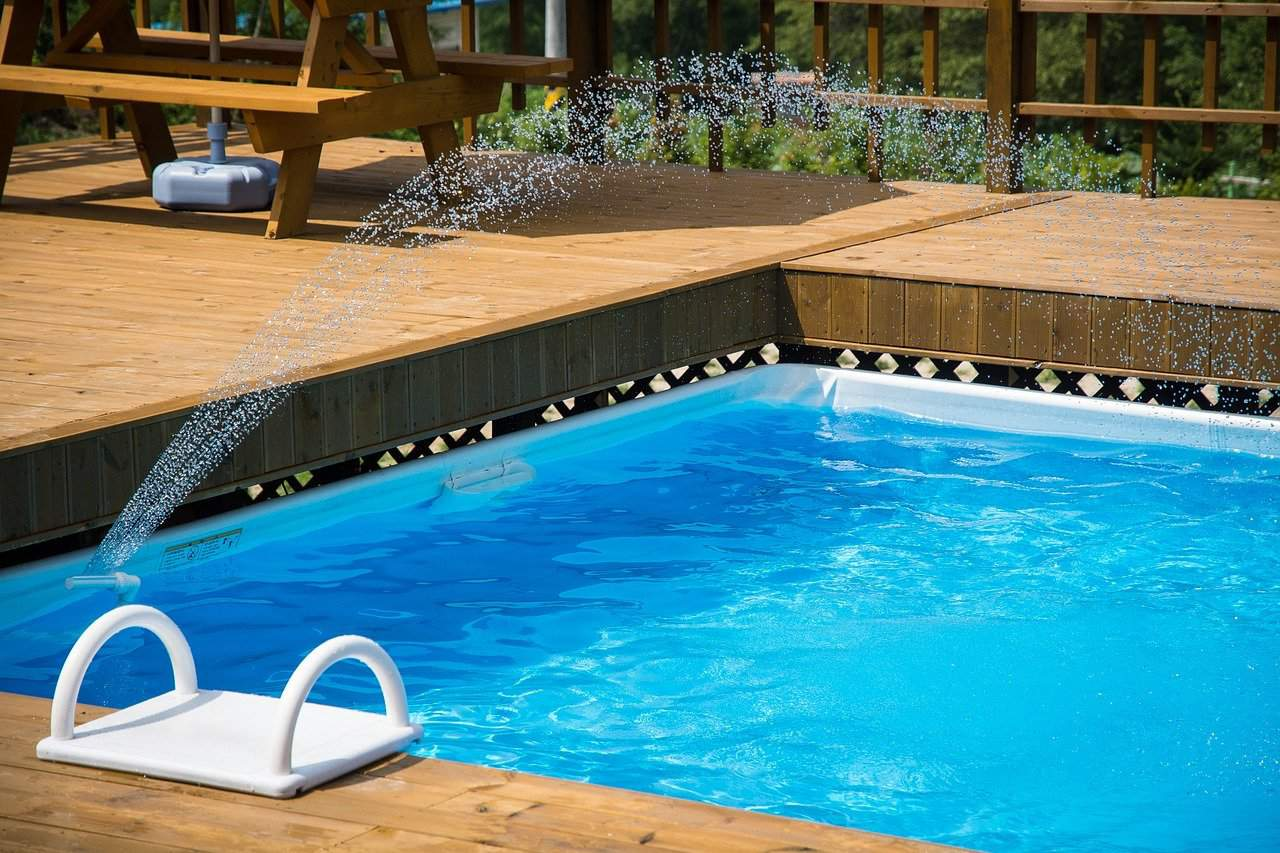 best pool fountains